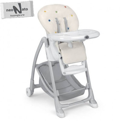 LOFTY RELAX шезлонг и столче за хранене 154