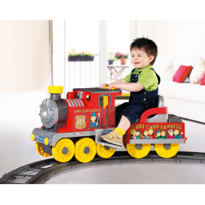 EXPRESS TRAIN Peg-Perego акумулаторно влакче