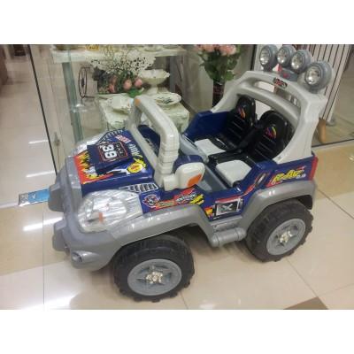 Детски Акумулаторен двуместен джип 24 V