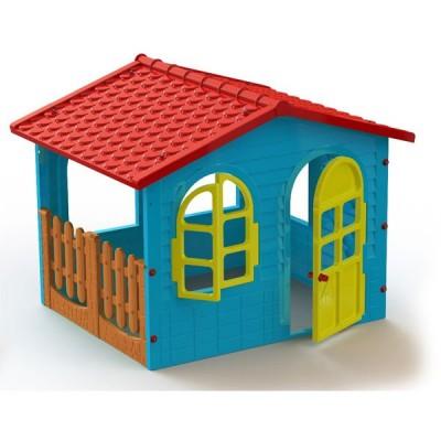 """Къща """" Синята къща"""" Mochtoys 10780"""
