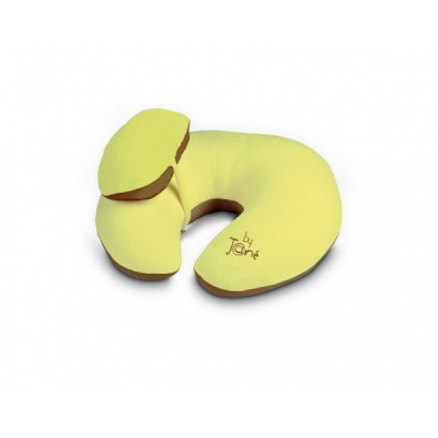 Възглавница за кърмене JANE зелена