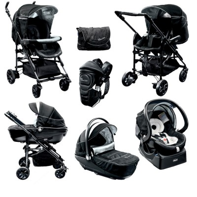 Trio Living Special Black Label комбинирана количка Chicco