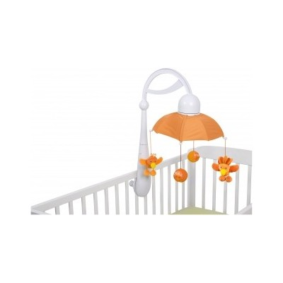"""Музикална въртележка """"Дъга Оранжево"""" A104405 - Babymoov"""