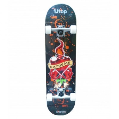 Скейтборд SPARTAN Utop Various SP 28201