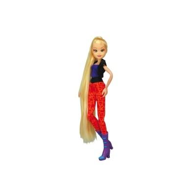 "Winx Club: Кукла ""Вълшебна Прическа"" - Стела"