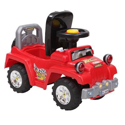 Кола за яздене ADVANCER 553 - червена