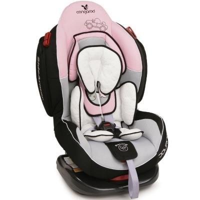 Journey Racing Plus 9-25 кг - розово столче за кола Cangaroo