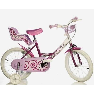 Dino Bikes 14'' Детски велосипед - касис