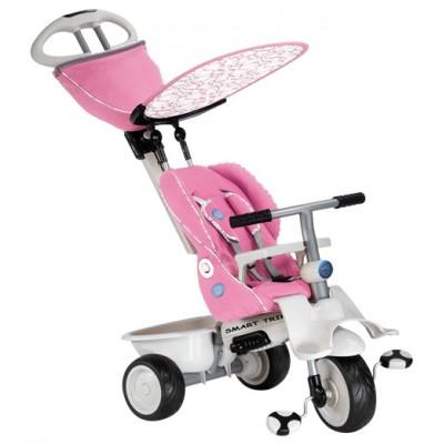 Smart Trike Recliner 4 в 1 Детска триколка