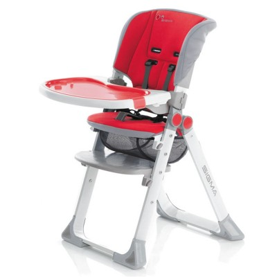 Sigma Детско столче за хранене Jane червено