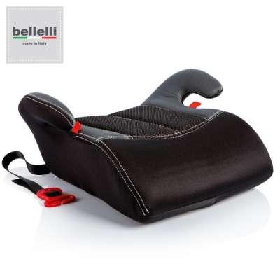 Детска седалка за кола Bellelli Eos plus черно и сиво