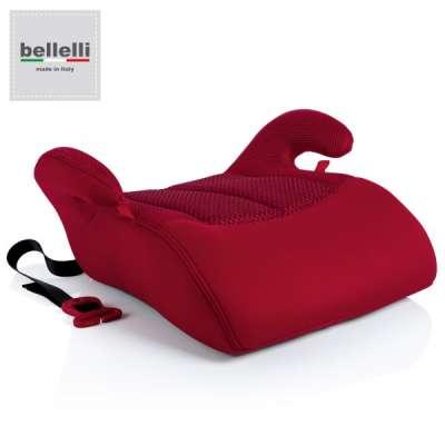 Детска седалка за кола Bellelli Eos plus червена