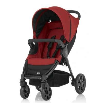 Britax B-Agile 4 - Chilli Papper 2012 - детска количка