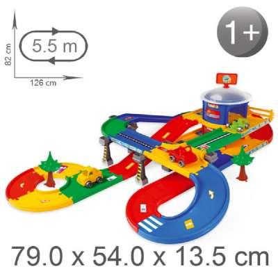 Wader Mega гараж-53130