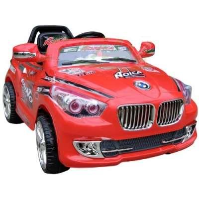 Акумулаторен джип с дистанционно BMW 12V R - червен