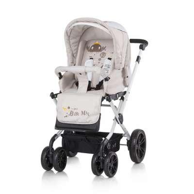 Комбинирана количка Baby Max Фиона 2015 бежова