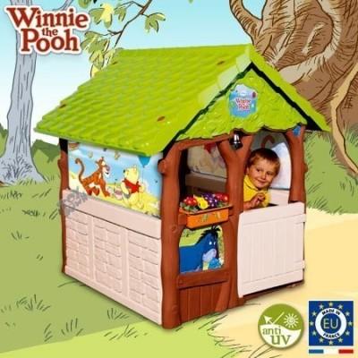 Къщичката на Мечо Пух - Smoby