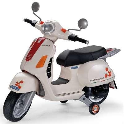 VESPA Peg-Perego Акумулаторен скутер 12V