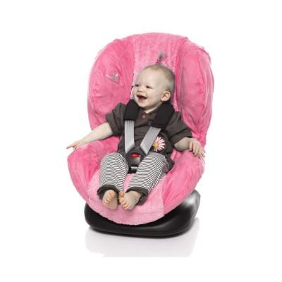 Калъф за столче 1+ Wallaboo - розов