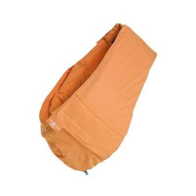 Слинг памук Wallaboo - оранжев WSC.0310.1810