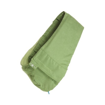Слинг велур Wallaboo - зелен