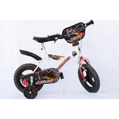 "Детски велосипед ""Dino"" 123GLN 12"""