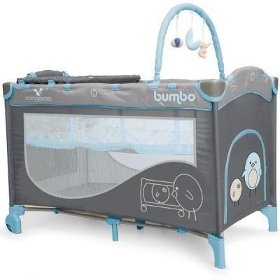 Bumbo 2012 Cangaroo - кошарка 2 нива - синя