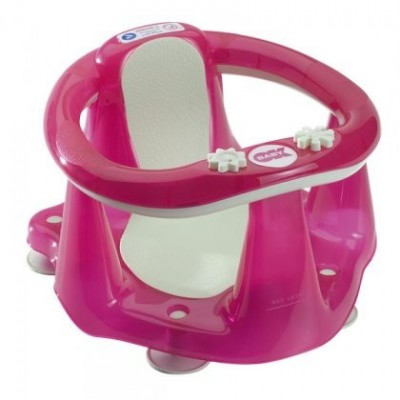 Столче за баня FLIPPER Evolution OK Baby - розово