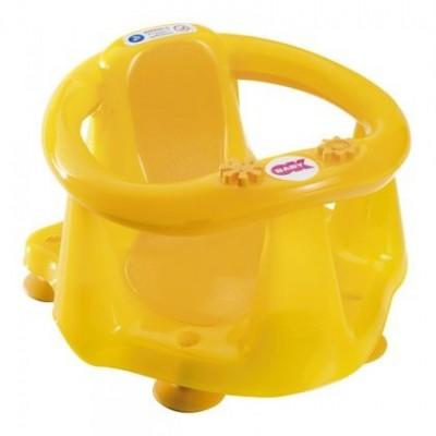 Столче за баня FLIPPER Evolution OK Baby - жълто