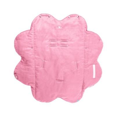 Бебешко одеалце Nore Wallaboo - розово