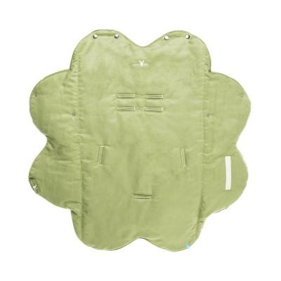 Бебешко одеалце Nore Wallaboo - зелено
