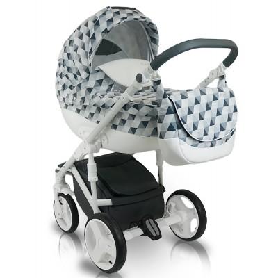 Бебешка количка Bexa Cube 2в1 2016 - цвят CU2