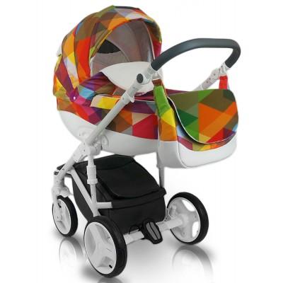 Бебешка количка Bexa Cube 2в1 2016 - цвят CU1