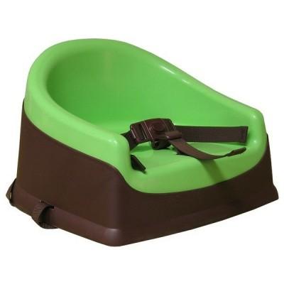 Повдигащо детско столче BoosterPOD -шоколадово и лайм