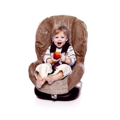 Калъф за столче 1+ Wallaboo - кафяв