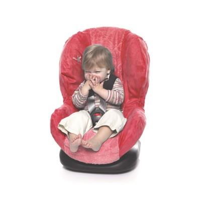 Калъф за столче 1+ Wallaboo - червен