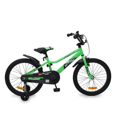 """20"""" Prince - детски велосипед - зелен"""