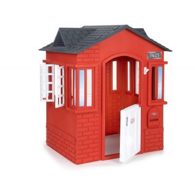 Къща в червено Little Tikes