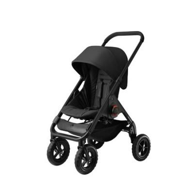 Easywalker June - детска количка - черна рамка