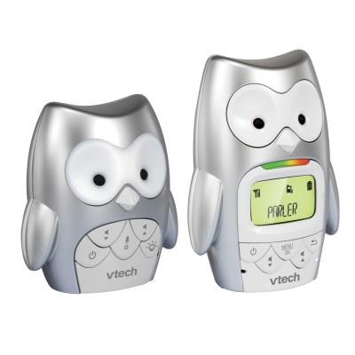 Дигитален аудио бебефон с LCD екран Owl