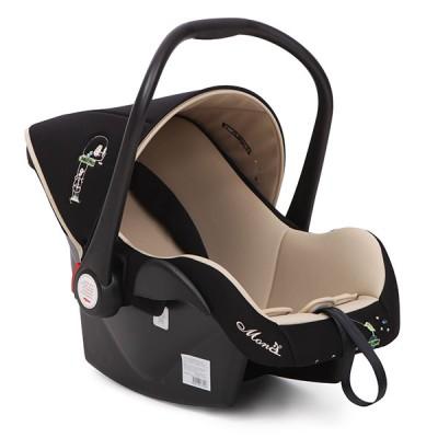 Babytravel столче за кола 0-13 кг.- бежово