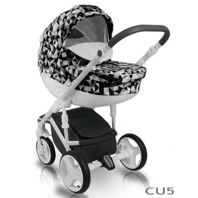 Бебешка количка Bexa Cube 2в1 - цвят CU5