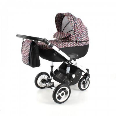 Бебешка количка 3в1 Zarra Ultimo 3в1 2018 - цвят 08 30149