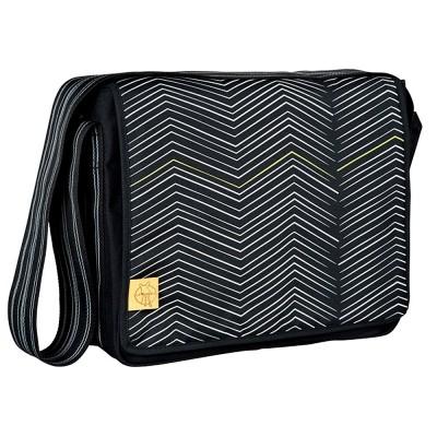 Чанта с аксесоари за бебе черна 4042183342610