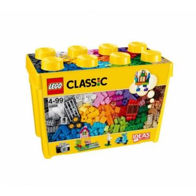 Голяма творческа кутия за блокчета 5702015357197