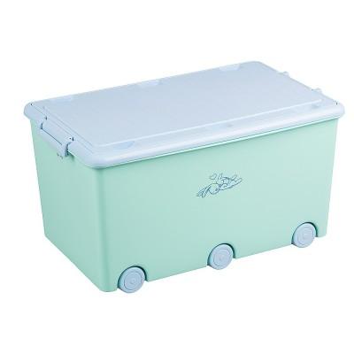 Кутия за играчки Little Bunnies TEGA зелен 5902963008312