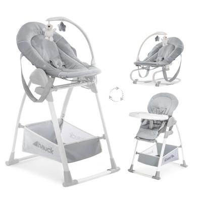 Стол за хранене Sit`n Relax 3в1 stretch grey 665503