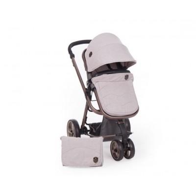 Комбинирана количка Kikka boo Amica 2 в 1 - Grey 31001020074