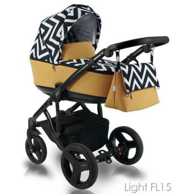 Бебешка количка Bexa Fresh 2в1 - FL15 30568