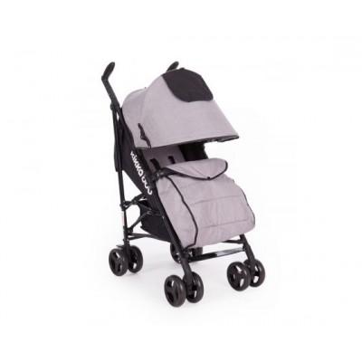 Детска количка Quincy KikkaBoo - Grey Melange 31001030073